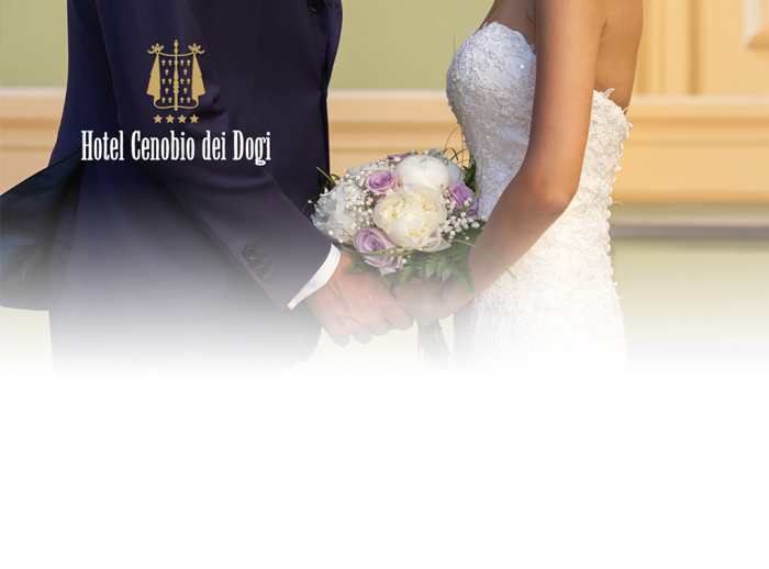 Wedding Day Hotel Cenobio Dei Dogi